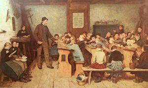 Anker_Die_Dorfschule_von_1848_1896
